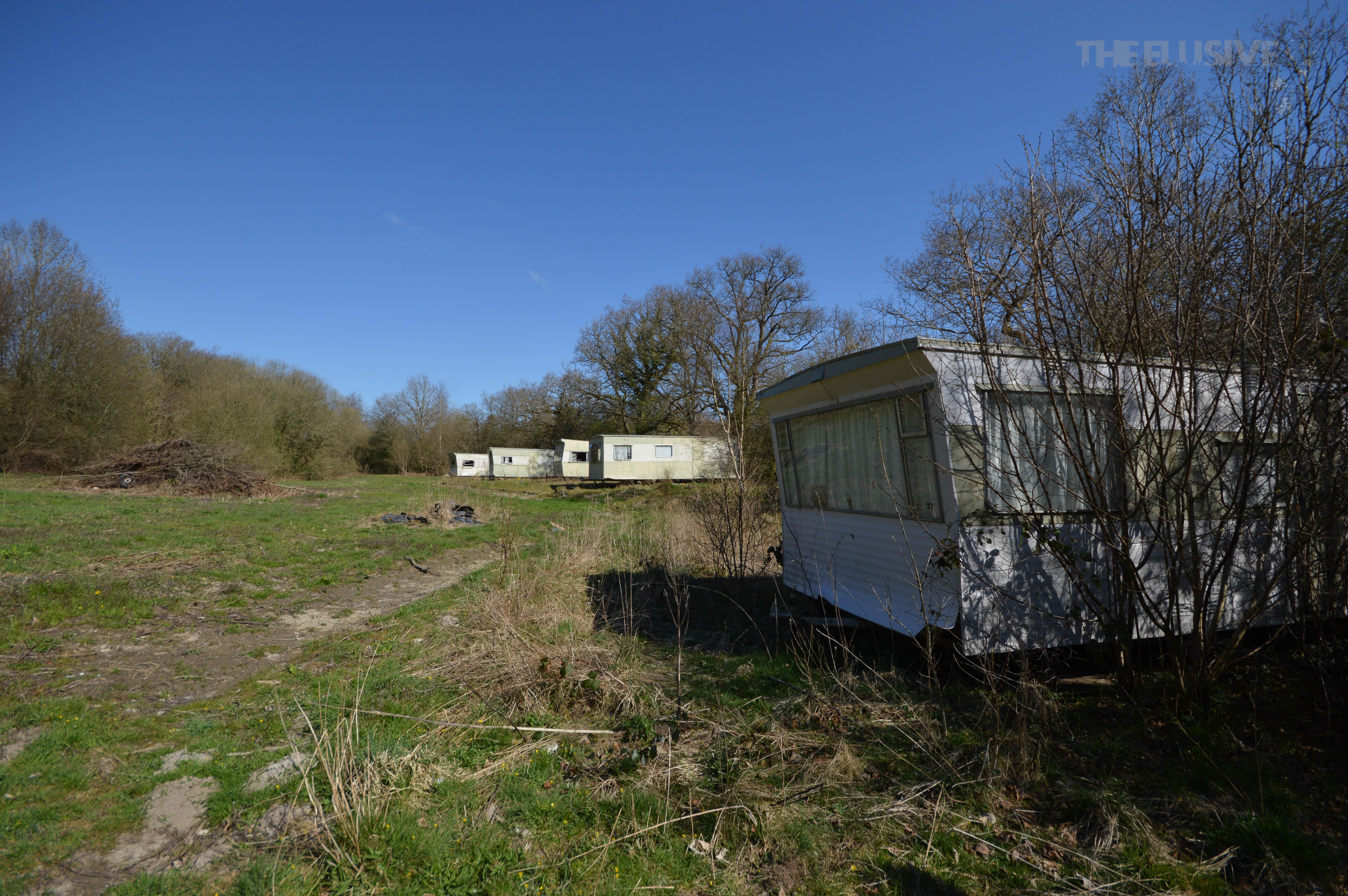 Caravan Park and Mill
